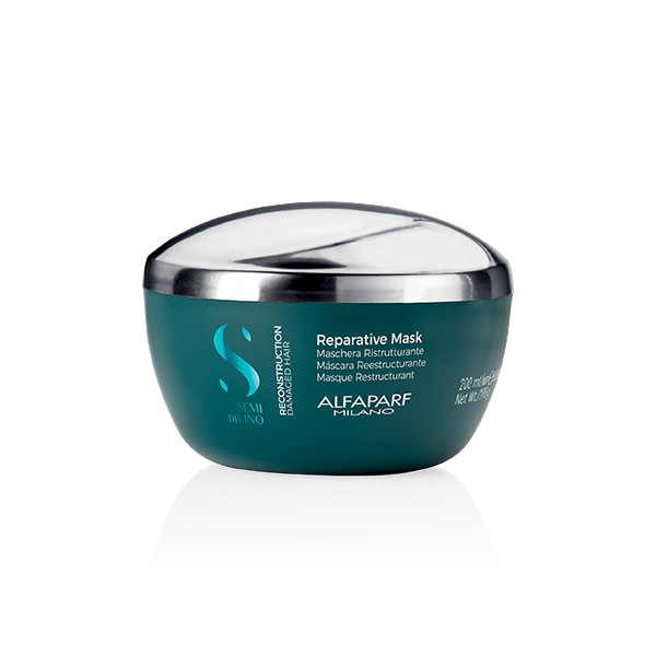 Alfaparf New Semi di Lino Reconstruction Reparative Mask 200 ml