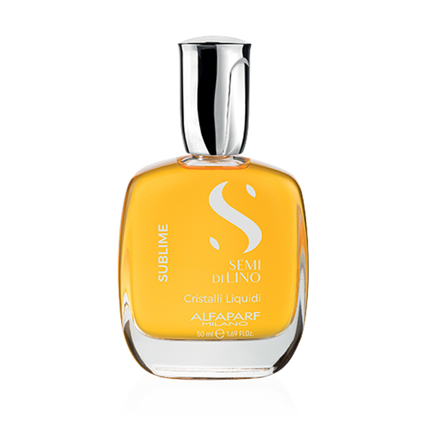 Alfaparf New Semi di Lino Sublime Cristalli Liquidi 50 ml
