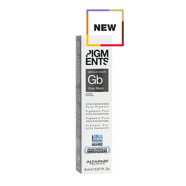 Alfaparf Pigments Color Grey Black - Grigi Scuri 8 ml