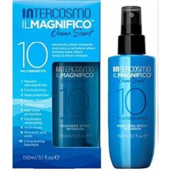 Intercosmo Il Magnifico 10 Maschera Spray Intensiva Ocean Scent 150 ml