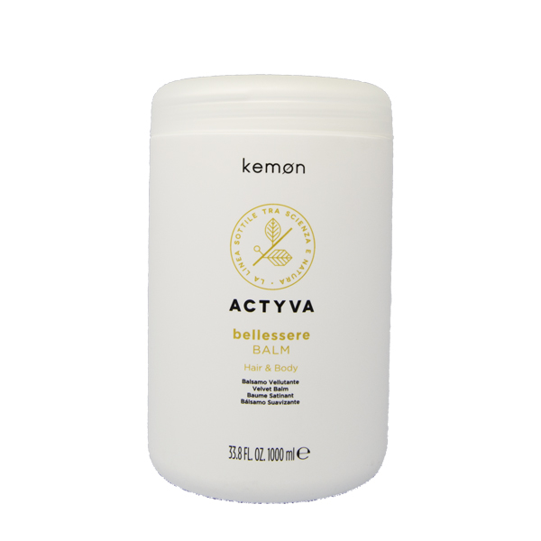 Kemon Actyva Bellessere Balm 1000 ml