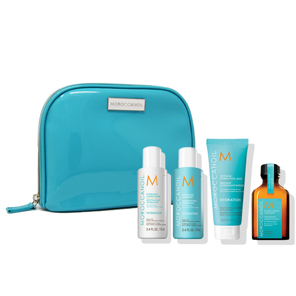 Moroccanoil Destination Hydrate Travel Kit