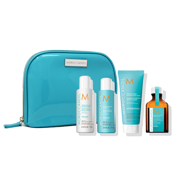 Moroccanoil Destination Volume Travel Kit