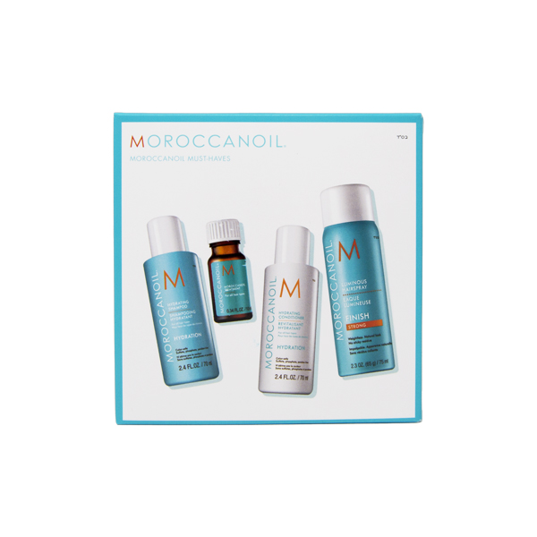 Moroccanoil Must-Haves Kit
