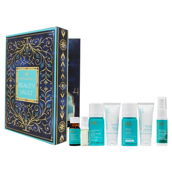 Moroccanoil Beauty Vault - Calendario dell'Avvento 2019 Limited Edition