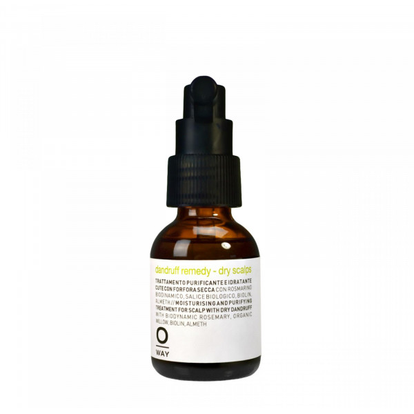 Oway Purifying Dandruff Remedy Dry Scalps 50 ml