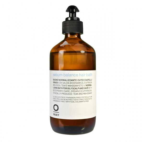 Oway Sebum Balance Hair Bath Shampoo 240 ml