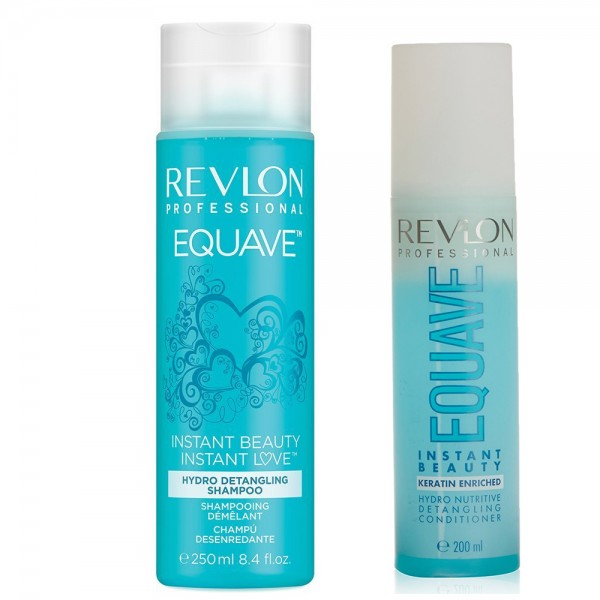 Revlon Equave Kit Hydro Detangling Shampoo + Conditioner