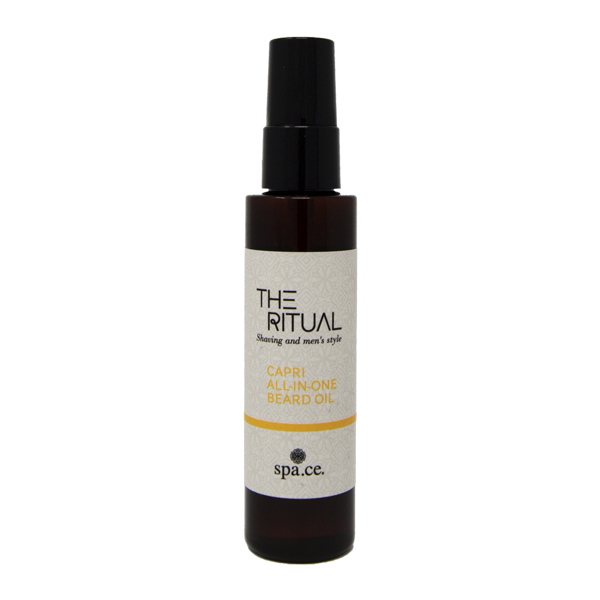 Spa.ce The Ritual Capri All-In-One Beard Oil 50 ml