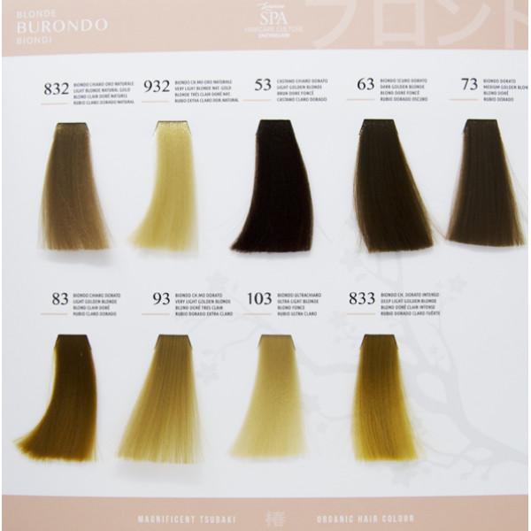 Tecna Tsuyo Organic Hair Colour 90 Ml Biondi