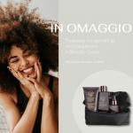 Tecna Teabase Invigorating Kit Shampoo + Treatment + Aromatic Conditioner + Beauty case in OMAGGIO