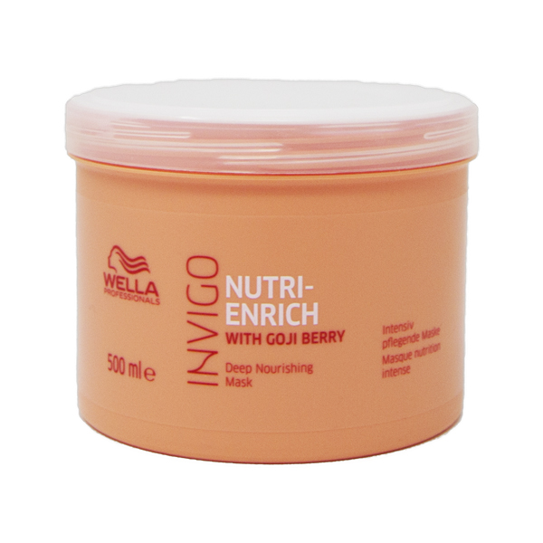 Wella Invigo Nutri Enrich Deep Nourishing Mask 500 ml